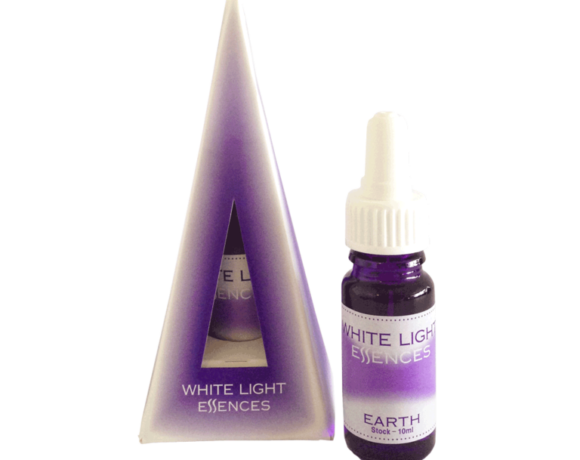White light Earth essence