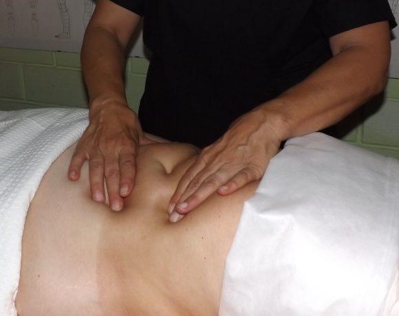 Massaggio hara