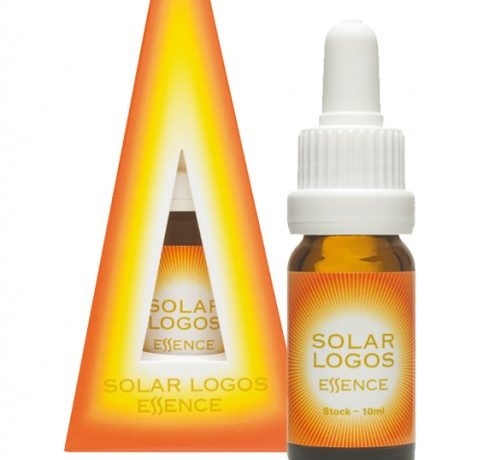 White light Solar logos essence