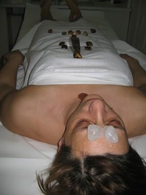Cristalloterapia 4° livello Riti, oli, creme, trattamenti