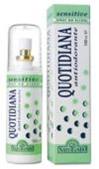 Quotidiana antiodorante sensitive spray