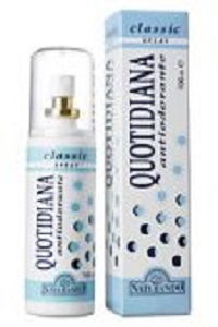 Quotidiana antiodorante classic spray