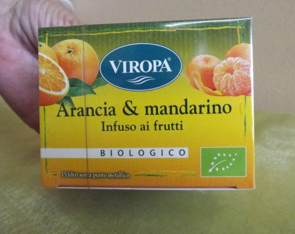 Viropa Arancia e mandarino
