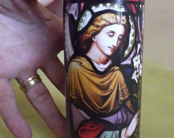 Candela devozionale Arcangelo Gabriele