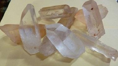 Cristalloterapia 3° livello I 12 Cristalli maestri