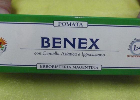 Pomata Benex
