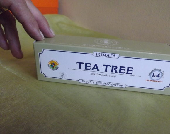Pomata Tea tree