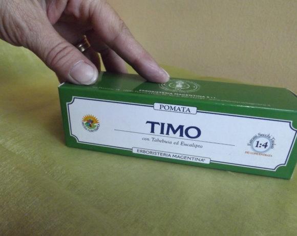 Pomata Timo