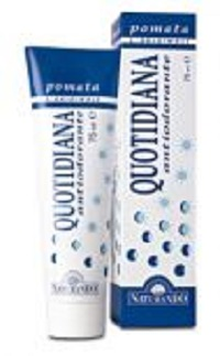 Quotidiana antiodorante pomata