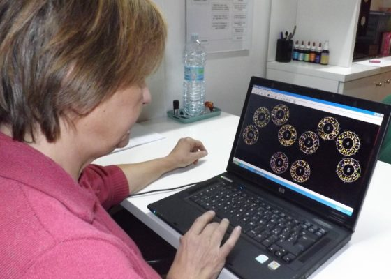 La storia della digitoscopia