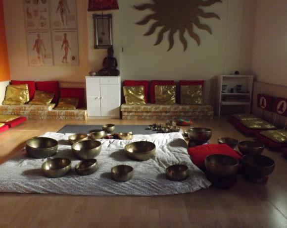 Campane tibetane, trattamenti individuali e di gruppo