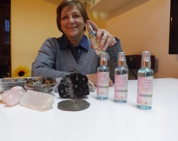 Pulitore alchemico vibrazionale per le pietre