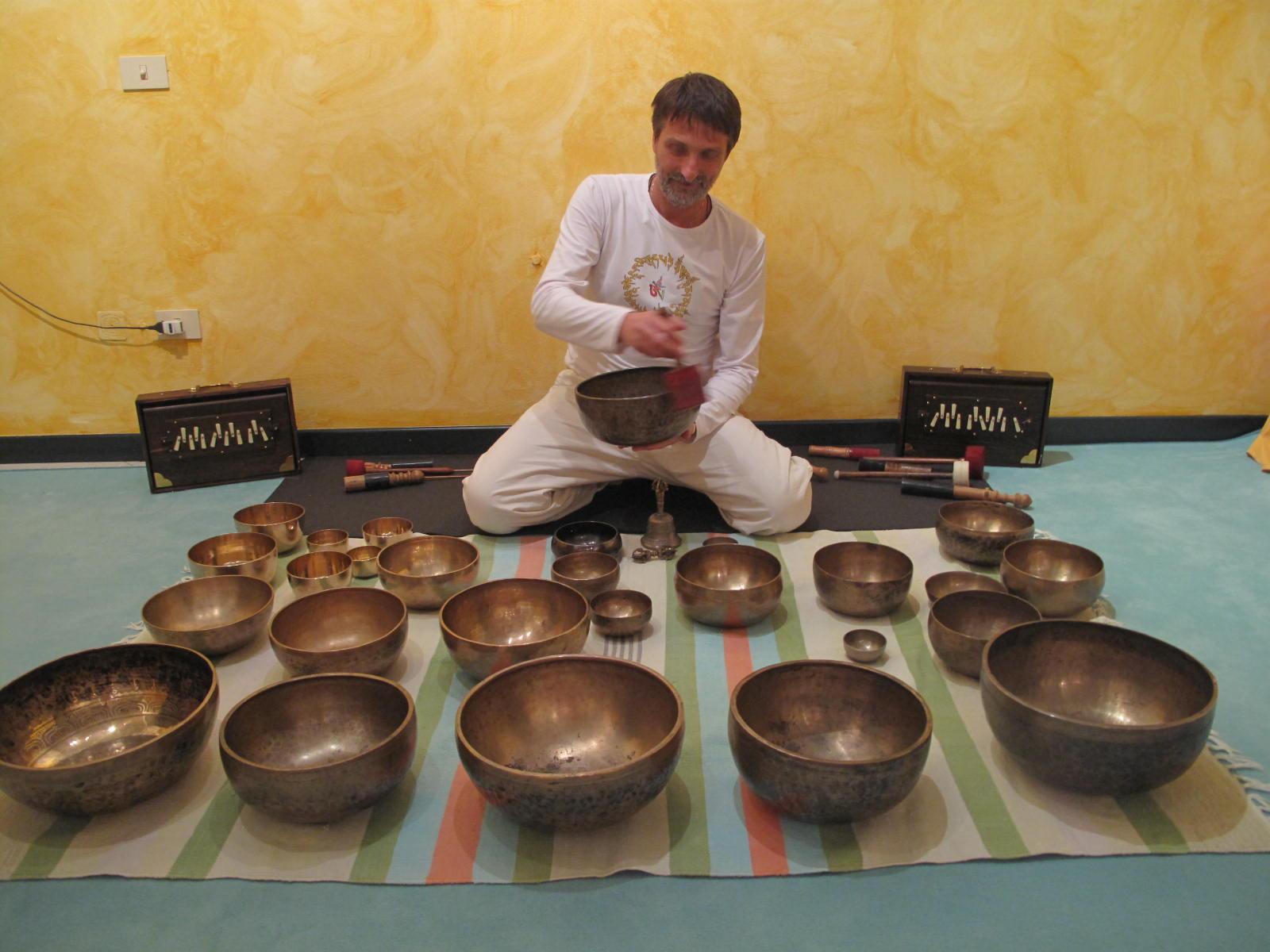 suono campane tibetane