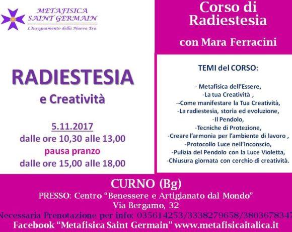 Mara Ferracini – Luce nell'Inconscio radiestesia metafisica
