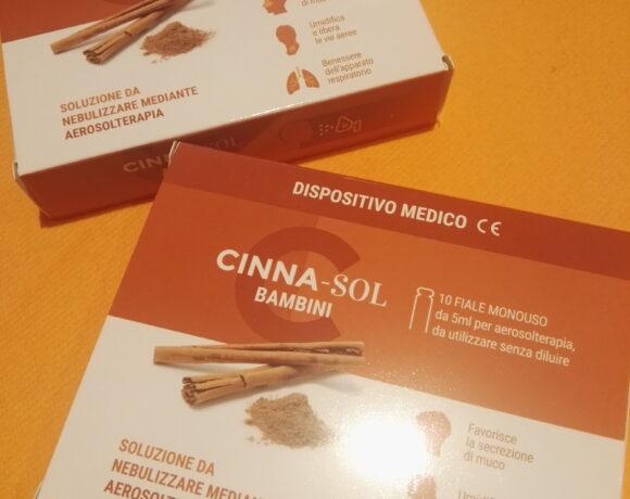 Cinna-sol – soluzione da nebulizzare